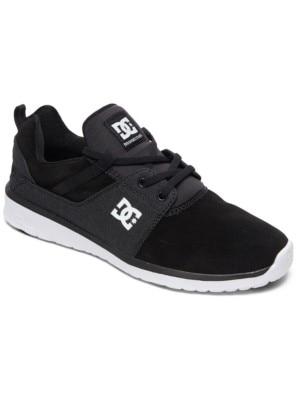 DC Heathrow SE Sneakers black / battleship / white Miehet