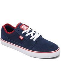 DC Tonik Sneakers navy / red Miehet