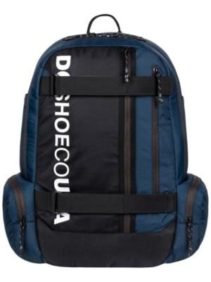 DC Bushings Backpack black iris Miehet