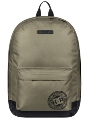 DC Backstack Backpack burnt olive Miehet