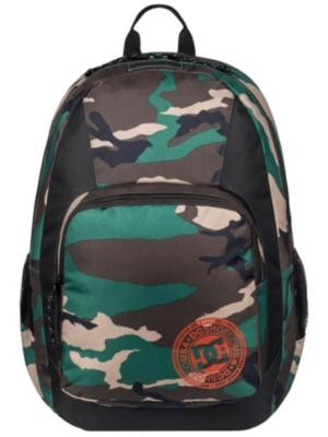 DC The Locker Backpack camo Miehet