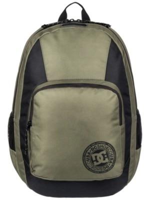 DC The Locker Backpack burnt olive Miehet