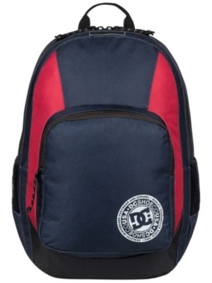 DC The Locker Backpack black iris Miehet