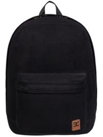 DC Backstack Canvas Backpack black Miehet