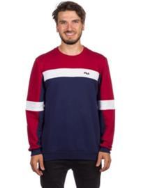 Fila Norbin Crew Sweater black iris Miehet