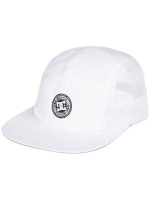DC Toneballer Cap bright white Miehet