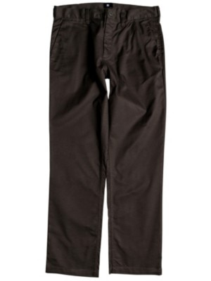 DC Worker Relaxed Pants dark olive Miehet
