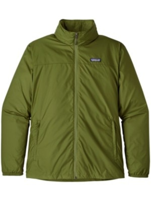 Patagonia Light & Variable Windbreaker sprouted green Miehet