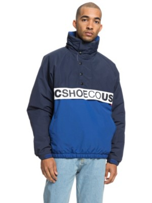 DC Howsthat Jacket sodalite blue Miehet