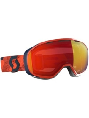 Scott Fix Orange enhancer red chrome Miehet