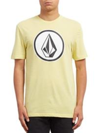 Volcom Classic Stone Dd T-Shirt acid yellow Miehet