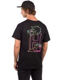 HUF Motel Gnd T-Shirt black Miehet