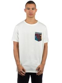Billabong All Day Print Pocket T-Shirt salt Miehet