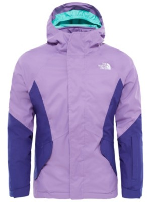 THE NORTH FACE Kira Triclimate Jacket Girls bellflower purple Tytöt