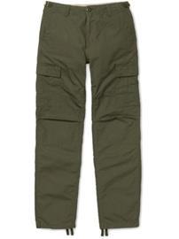 Carhartt WIP Aviation Pants cypress Miehet
