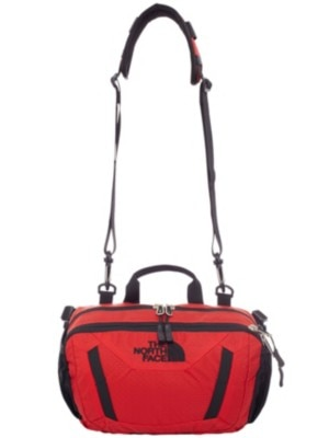 THE NORTH FACE Tioga Lumbar Bag pompeian red / tnf black