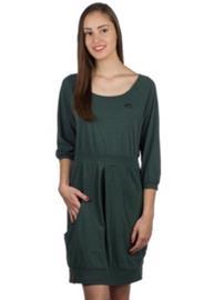 Naketano Schnuckis Muckis Dress jungle green melange Naiset