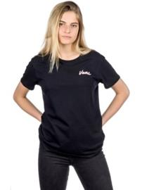 Vans Vintage Checks T-Shirt black Naiset