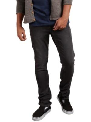 Volcom Kinkade Tapered Jeans truly vintage black Miehet