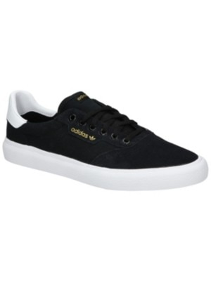 adidas Skateboarding 3MC Skate Shoes core black / ftwr white / cor Miehet