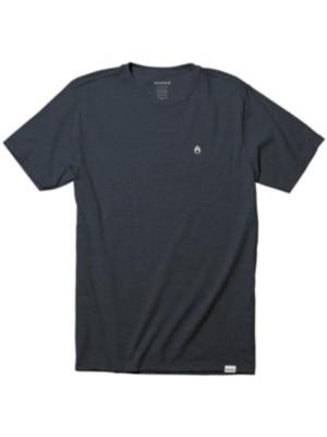 Nixon Sparrow T-Shirt navy heather Miehet