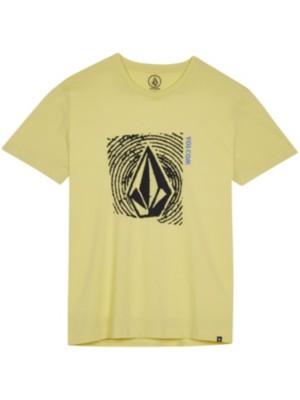 Volcom Stonar Waves Dd T-Shirt Boys acid yellow Jätkät