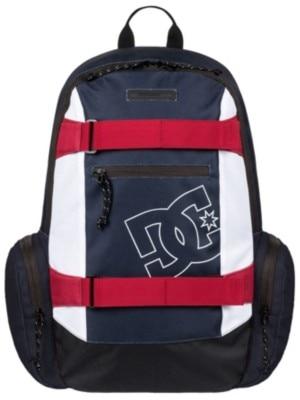 DC The Breed Backpack black iris Miehet