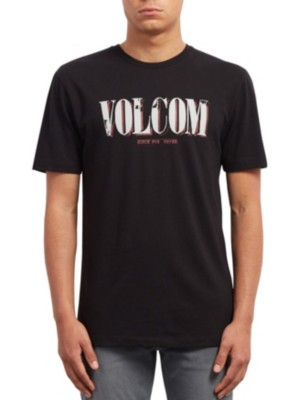 Volcom Lifer Dd T-Shirt black Miehet