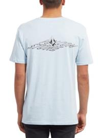 Volcom Surface Basic T-Shirt arctic blue Miehet