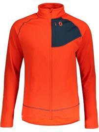 Scott Defined Polar Outdoor Jacket tangerine orange Miehet