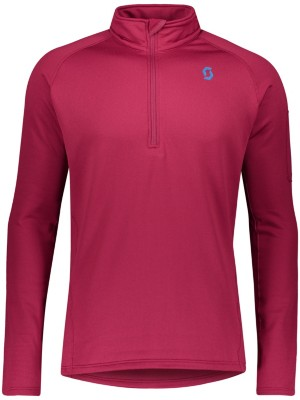 Scott Pullover Defined Light Tech Tee LS biking red Miehet