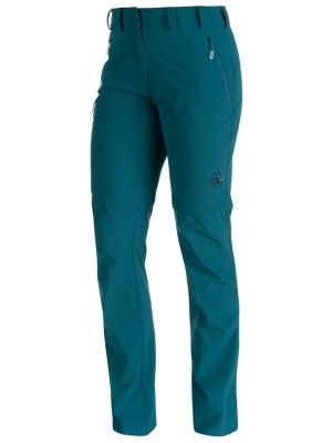 Mammut Runje Zip Off Outdoor Pants Long orion Naiset