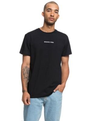 DC Craigburn 2 T-Shirt black Miehet