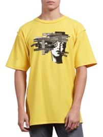 Volcom Noa Noise Head T-Shirt cyber yellow Miehet