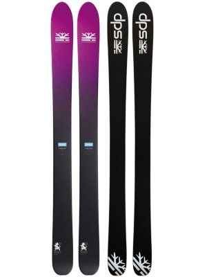 DPS Skis Zelda F106 178 2018 violett Naiset