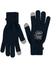O'Neill Mountain Knit Gloves ink blue Miehet