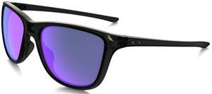 Oakley Reverie Pyöräilylasit , violetti/musta