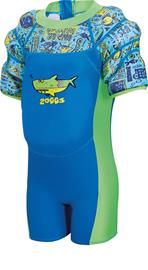 Zoggs Deep Sea Lapset , vihreä/sininen