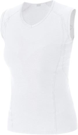 GORE WEAR M Base Layer Naiset alusvaatteet , valkoinen