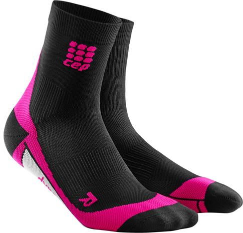 cep Dynamic+ Naiset juoksusukat , vaaleanpunainen/musta