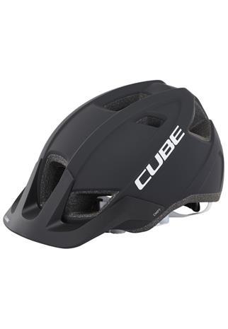 Cube CMPT Pyöräilykypärä , musta