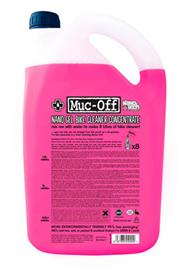 Muc-Off Bike Cleaner Concentrate Nano Gel 5 L , vaaleanpunainen