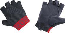 GORE WEAR C7 Pro Miehet Pyöräilyhanskat , punainen/musta