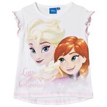 Frozen T-paita Valkoinen110 cm