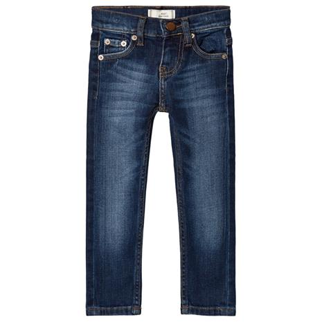 Blue Mid Wash 512 Slim Taper Jeans2 years