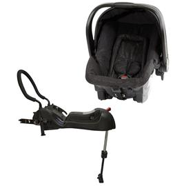 Babyfix Black Car Seat Package