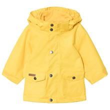 Outdoor Shell jacket Stockholm Yellow134/140 cm