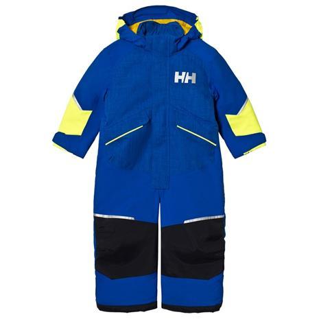 Kids Snowfall Ins Ski Suit Haalari Sininen8 years