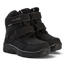 Shoes Vinterkänga Vattentät Softshell Black/Grey29 EU