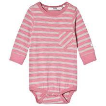 Peg Bodystocking Winter Pink/Grey68 cm